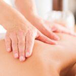 evans head massage